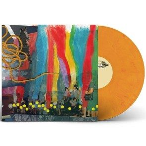 Cotton Jones  - Paranoid Cocoon (10th Anniversary Reissue) ORANGE LP