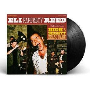 Eli Paperboy Reed Meets High & Mighty Brass Band LP