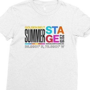 SummerStage Golden Belt T