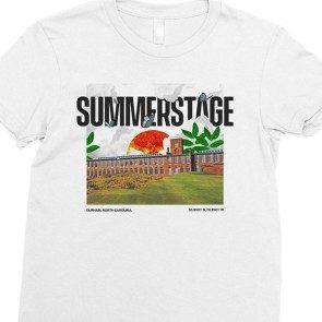 SummerStage T Version 1 White