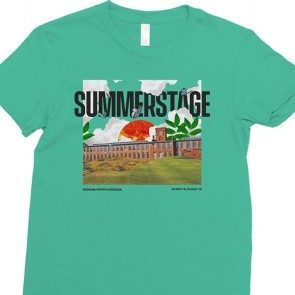 SummerStage T Version 1 Mint