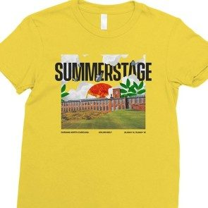 SummerStage T Version 1 Yellow