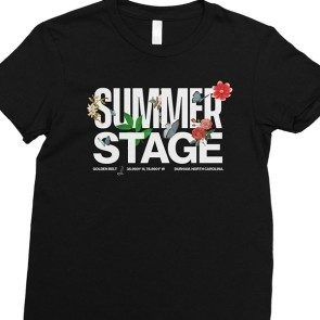 SummerStage T Version 2 Black