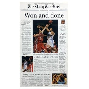 2005 Won and Done Poster
