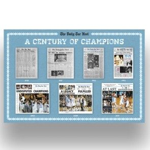 [PRE-ORDER] A Century Of Champions Poster