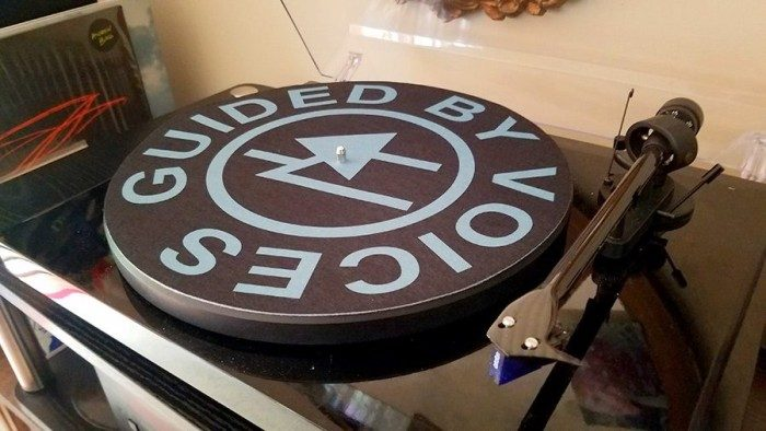 GBV Turntable Slipmat