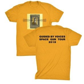 Space Gun Tour T, Yellow