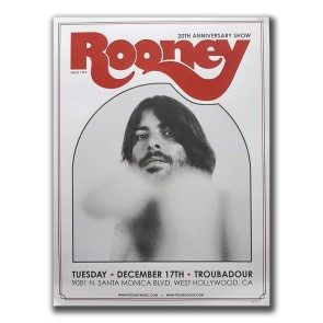 [POSTER] Rooney - 20th Anniversary Show