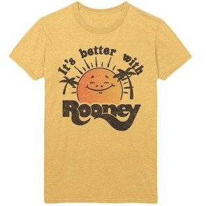 It's Better With Rooney T