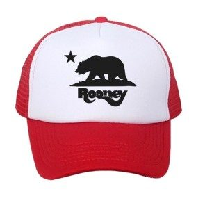 [PRE-ORDER] Classic Logo Red Trucker Hat