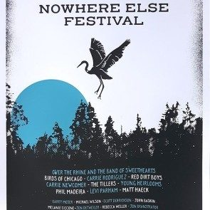 POSTER: 2017 Nowhere Else Festival