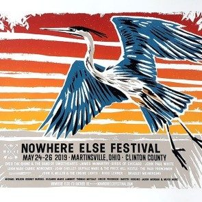 POSTER: 2019 Nowhere Else Festival