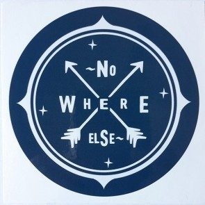 Nowhere Else Sticker Two-Pack