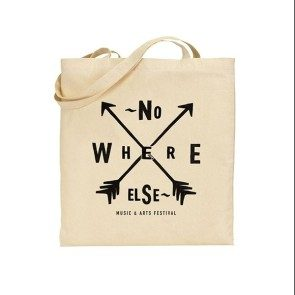 Nowhere Else Tote