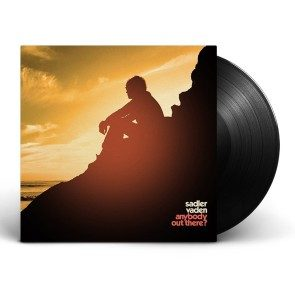 Anybody Out There? LP (Autographed)