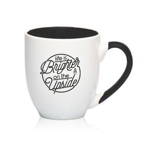 Life is Brighter Coffee Mug
