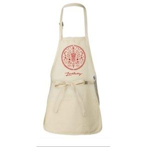 Landlady Badge 2 Apron