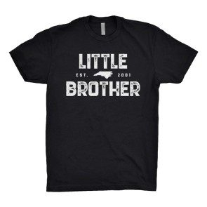 Little Brother Est 2001 T, Black