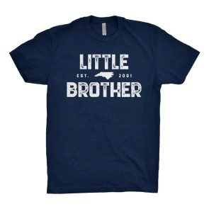 Little Brother Est 2001 T, Blue