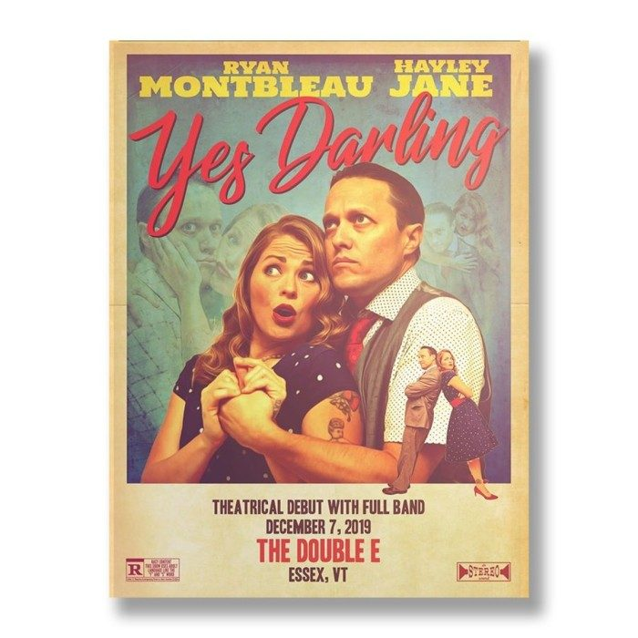 Limited Edition Yes Darling Print
