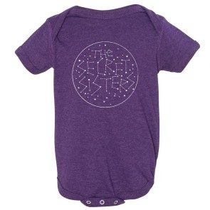 Secret Sisters Constellation Onesie