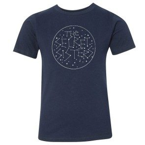Secret Sisters Kids Glow in Dark Constellation T