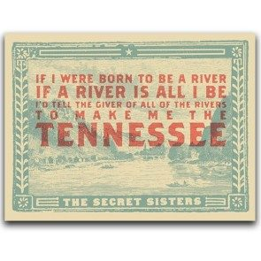 Tennessee River Art Print