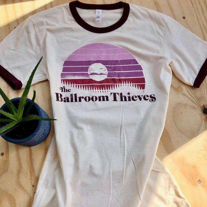 The Ballroom Thieves Sunrise Ringer T