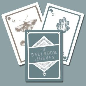 Ballroom Thieves Playing Cards