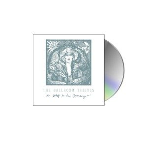 A Wolf in the Doorway CD
