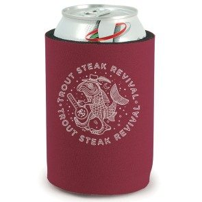 Trout Steak Revival Koozies