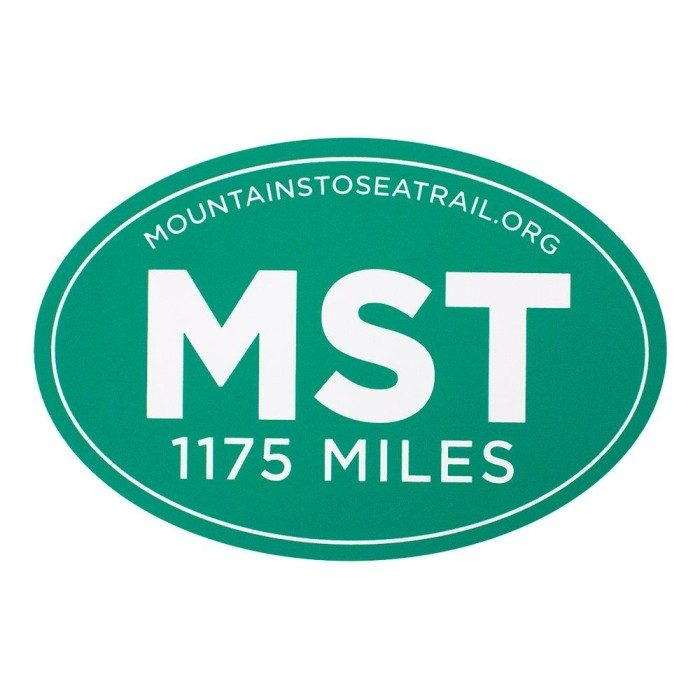 MST Bumper Sticker