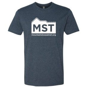 Mountains to Sea Trail T, Heather Navy