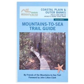 MST Trail Guide - Coastal Plain and Outer Banks: 2nd Edition