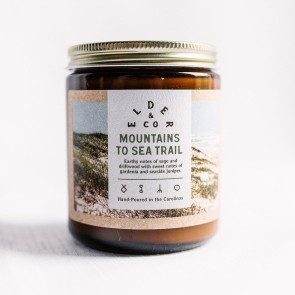 Mountains-to-Sea Trail Candle