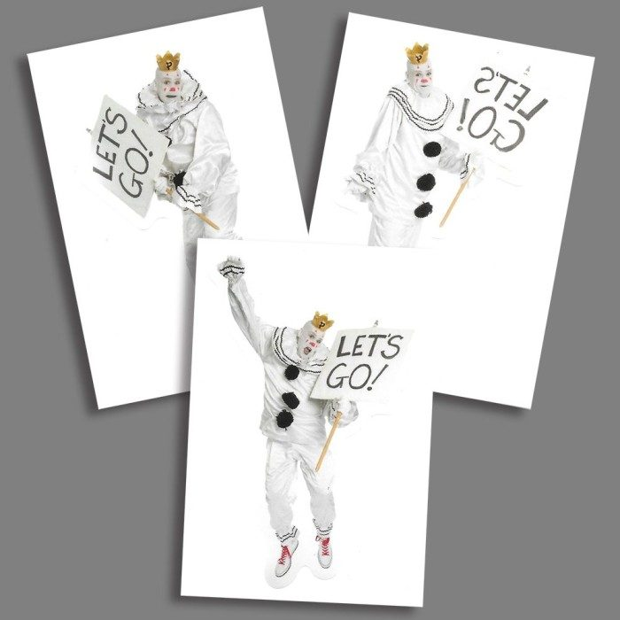 Let's Go GIF Sticker 3-Pack