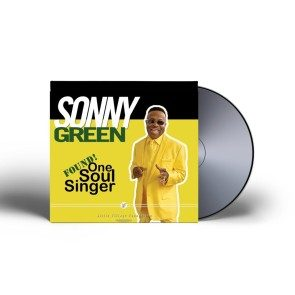 Sonny Green - Found! One Soul Singer CD