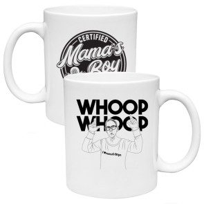 "Nancy's Limited Edition ""WHOOP WHOOP"" Mug"