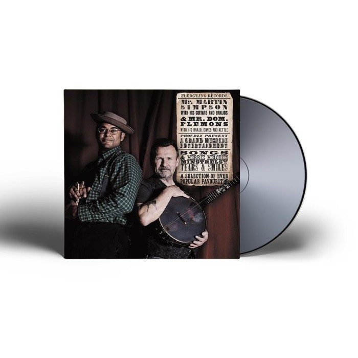 Martin Simpson & Dom Flemons Ever Popular Favorites CD