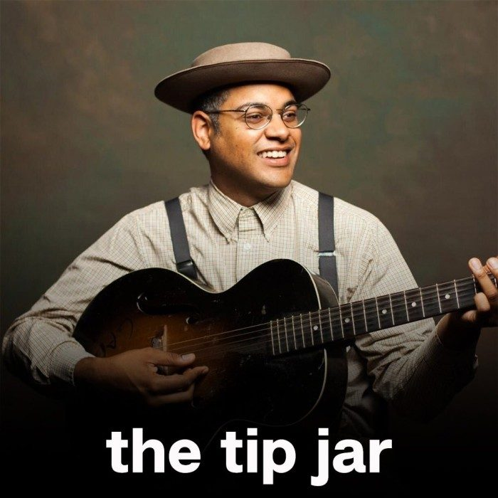 Support the Music - Leave a Tip!