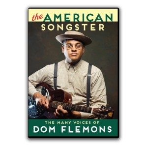 The American Songster DVD