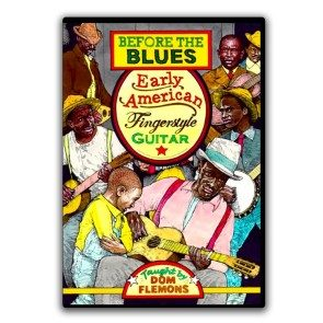 Before the Blues DVD