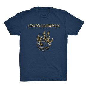 Flame Head T, Navy