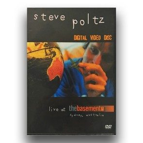 Live At The Basement, Sydney, Australia DVD