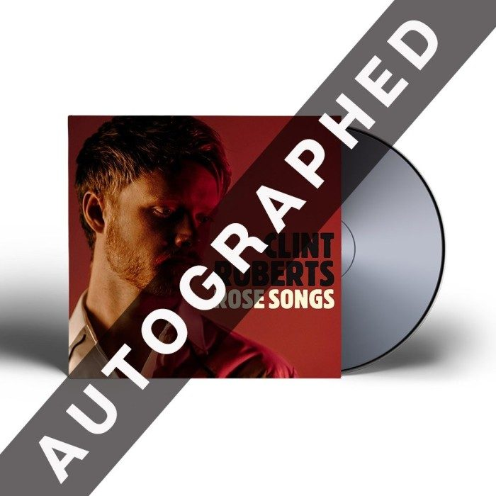 Rose Songs CD [AUTOGRAPHED]