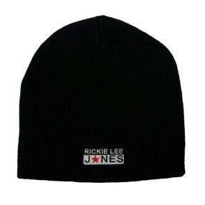 Rickie Lee Jones Embroidered Knit Cap