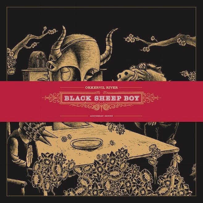 Black Sheep Boy Anniversary Edition (3 LPs)