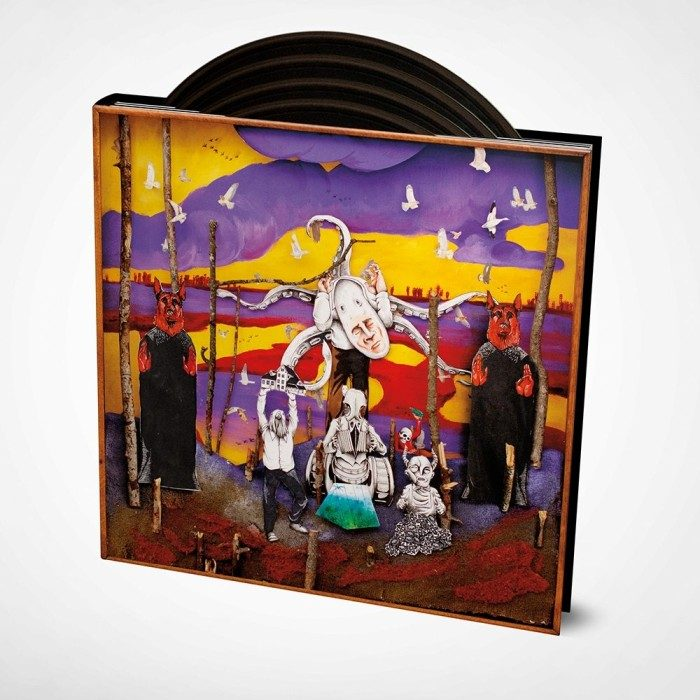 [PRE-ORDER] A Dream in the Dark: Two Decades of Okkervil River Live (4 x LP Vinyl)