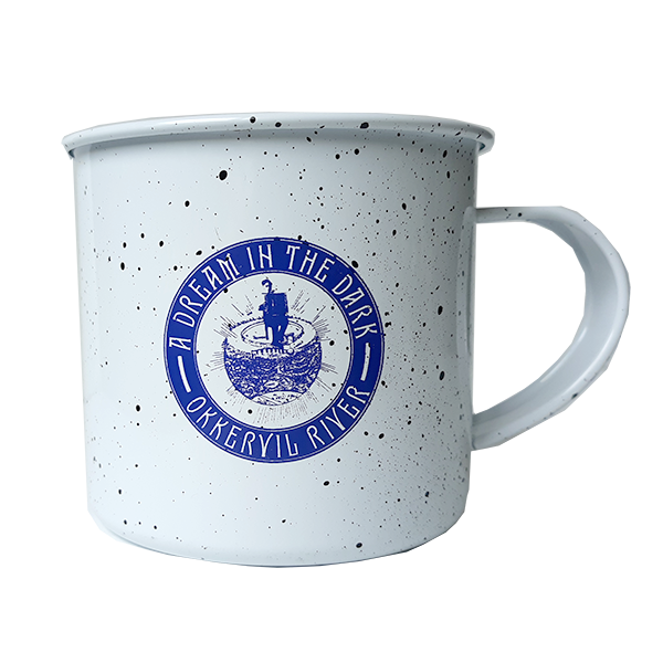 Okkervil River Camp Mug