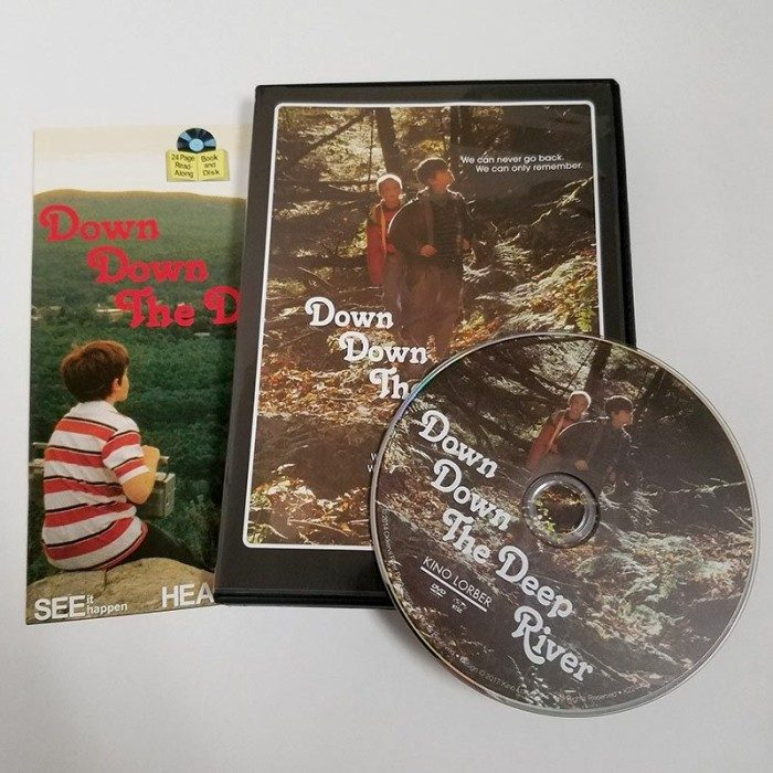 Down Down the Deep River DVD